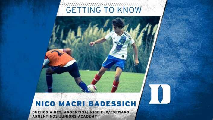 Quién es y cómo juega Nicolás Macri, el sobrino futbolista del presidente