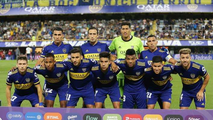 Recta final hacia la Copa Libertadores: así formaría Boca este jueves