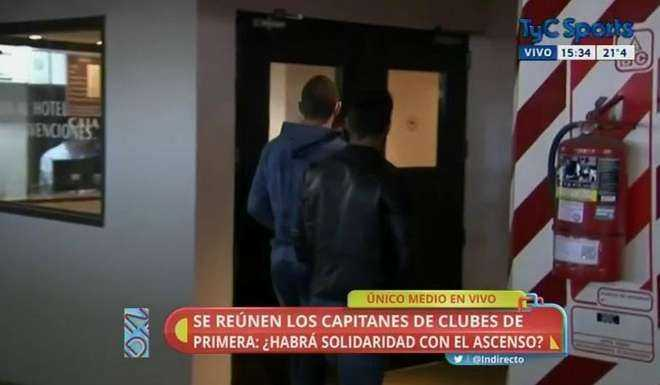 VIDEO: Reunión de capitanes