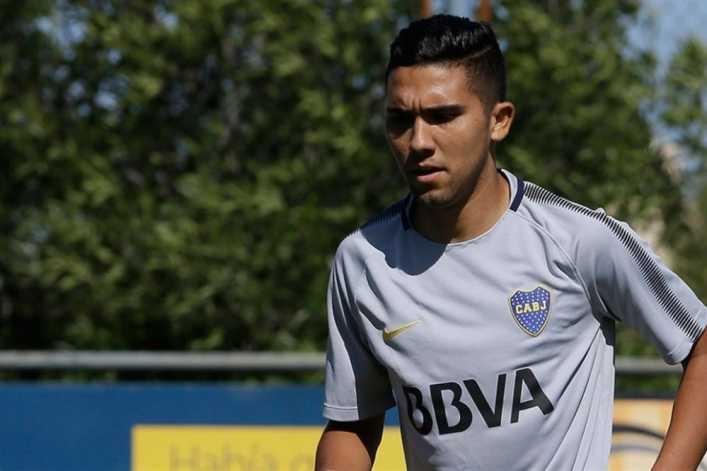 Reynoso: Es una alegría jugar la Libertadores con esta camiseta