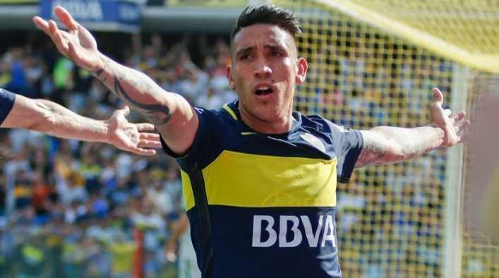 ¿Ricky Centurión vuelve a Boca en enero?