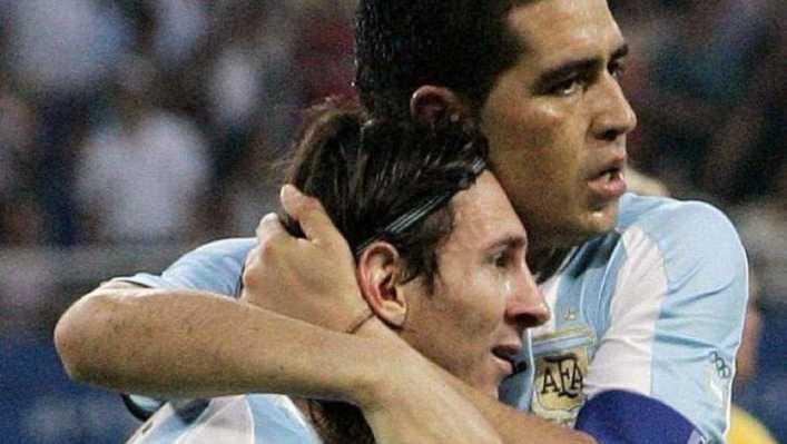 Riquelme cree que Argentina puede ser candidata, pero con una condición