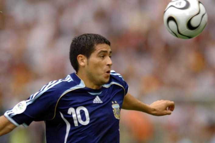 VIDEO: Riquelme en Alemania 2006