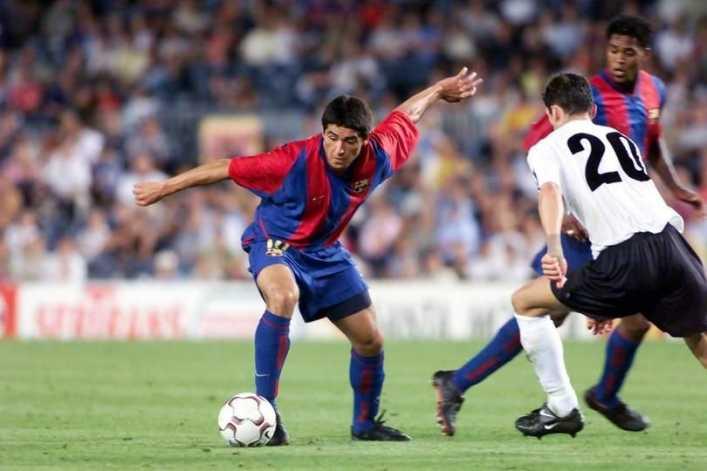 Riquelme: Historia de un talento desaprovechado en Barcelona