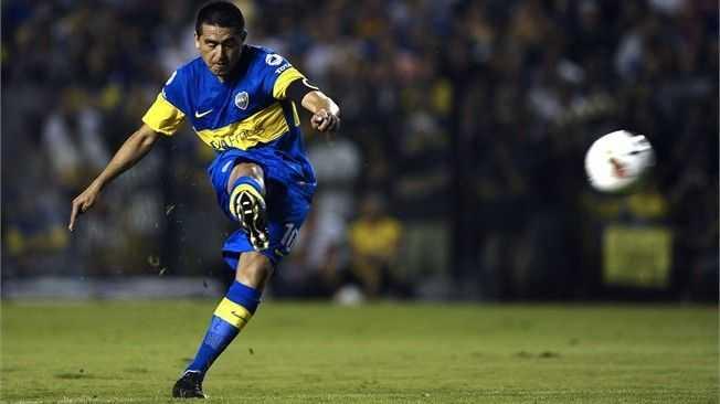 VIDEO: Riquelme, mejores goles y jugadas