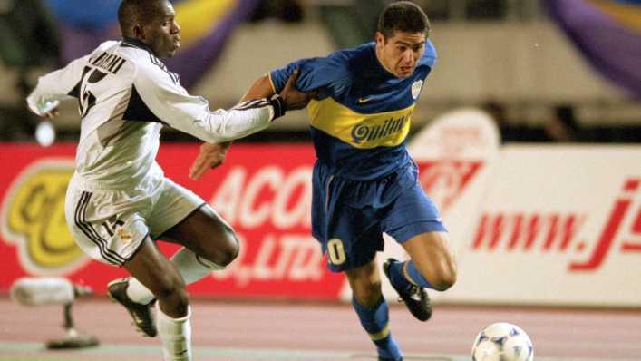Riquelme podría haber jugado en el Real Madrid