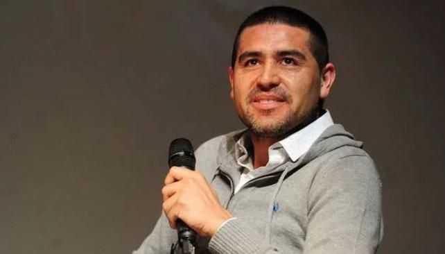 Riquelme se lamentó por Benedetto y habló de Messi
