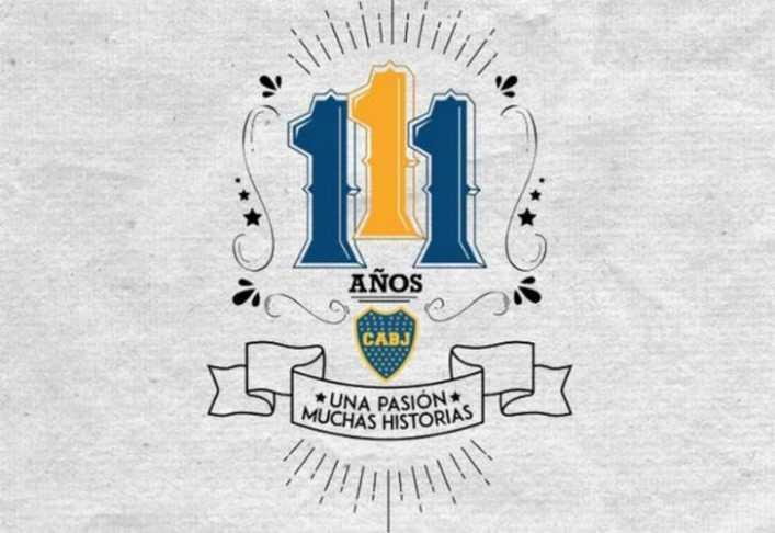 VIDEO: Riquelme y figuras de Boca festejaron los 111 años del club