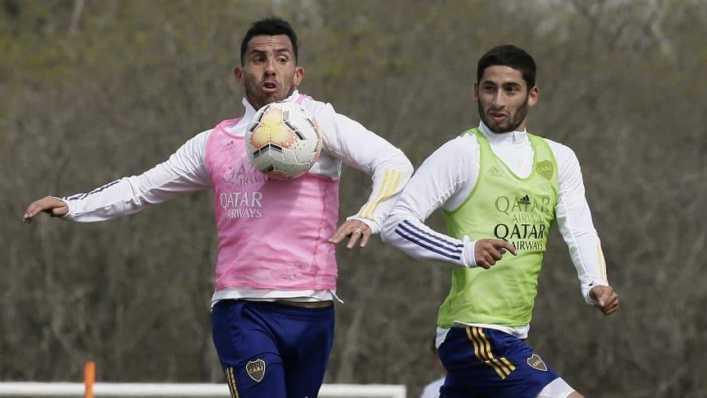 Russo ya tiene en mente los equipos de Boca para los amistosos con Argentinos