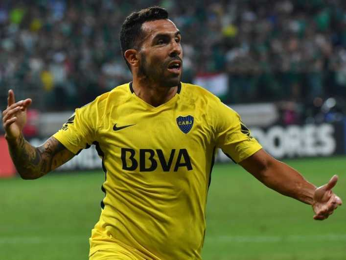 Sampaoli todavía apuesta por Carlos Tevez