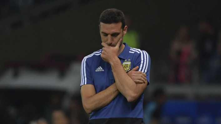 Scaloni seguirá dirigiendo a Argentina hasta fin de año