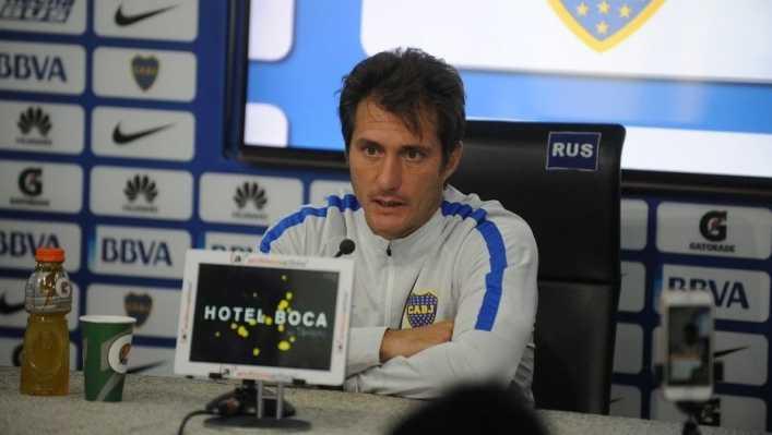 Schelotto habló de los posibles refuerzos de Boca para 2018