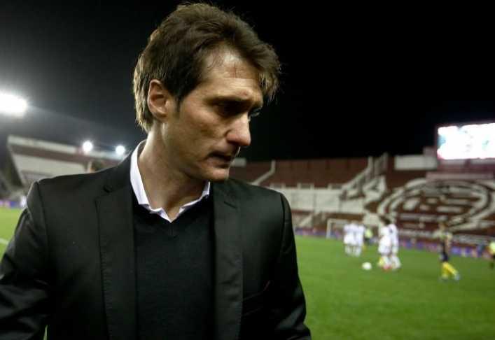 Barros Schelotto habló sobre la derrota de Boca