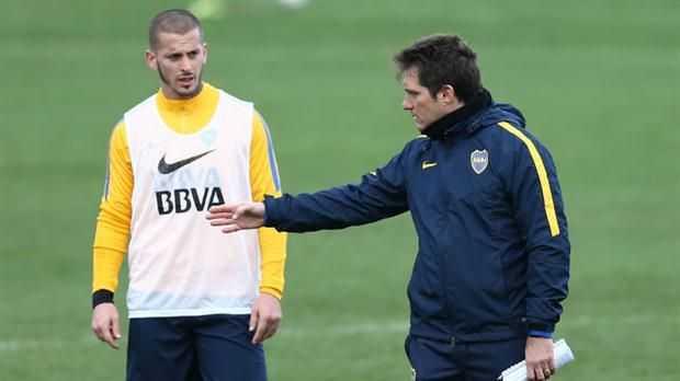 Schelotto hace cinco cambios en Boca para visitar mañana a Tigre