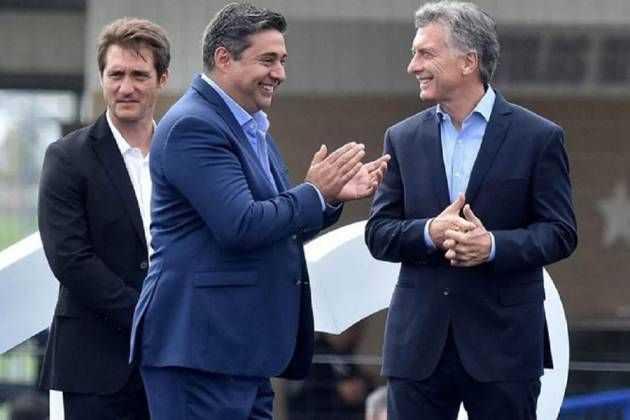Schelotto: Hay que dejar en paz a los árbitros