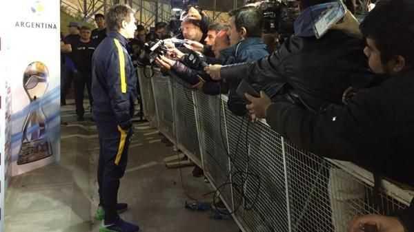 """Schelotto: """"Me gustó la reacción rápida del equipo al sufrir el empate"""""""