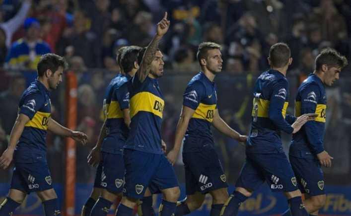 Schelotto sigue ensayando para mejorar rendimiento de Boca