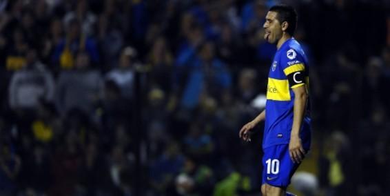 Riquelme se retirará en Boca Juniors, dijo el vicepresidente del club