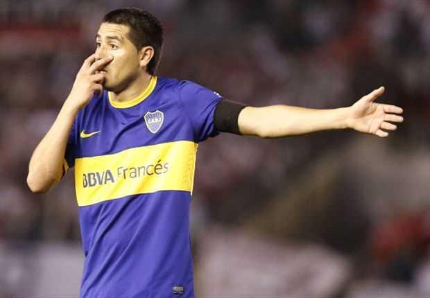 Se terminó el contrato de Riquelme con Boca