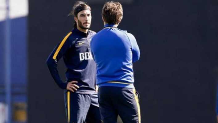 ¿Sebastián Pérez se aleja de Boca Juniors?