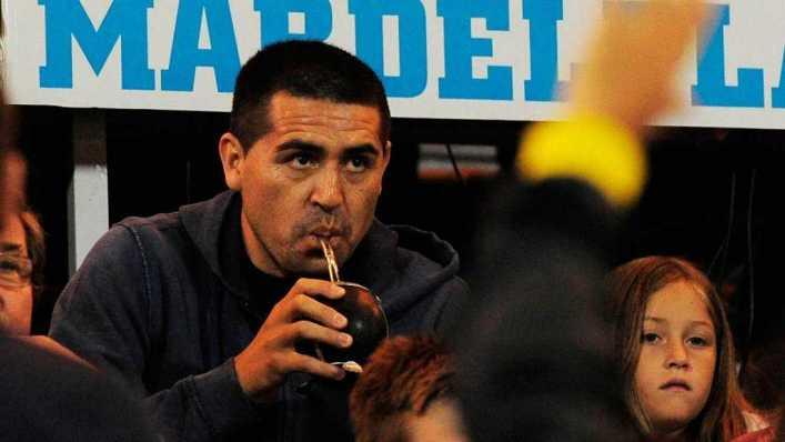 Riquelme será homenajeado hoy por Argentinos Juniors