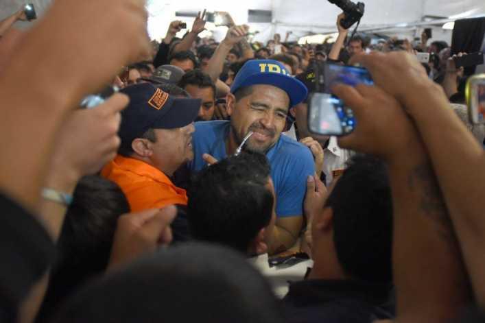 ¿Será Riquelme presidente en 2019?