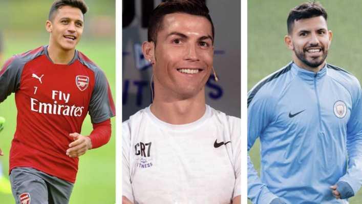 Siete jugadores a los que el fútbol les cambió la vida