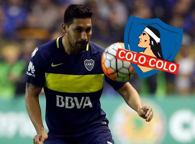 Televisión argentina asegura que Insaurralde dejará Boca Juniors