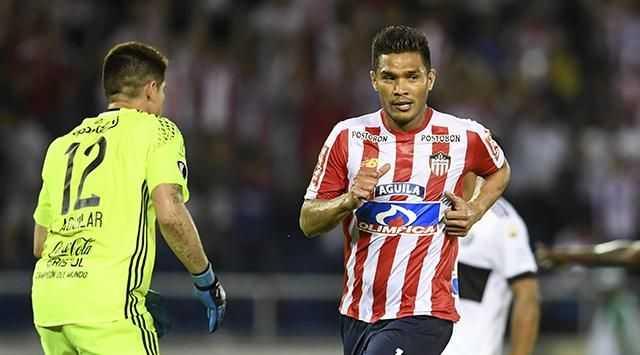 Teófilo Gutiérrez vs. Boca Juniors, el duelo de Libertadores