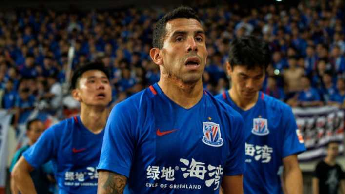 Terminó la Superliga en China: ¿Carlos Tevez vuelve a Boca?