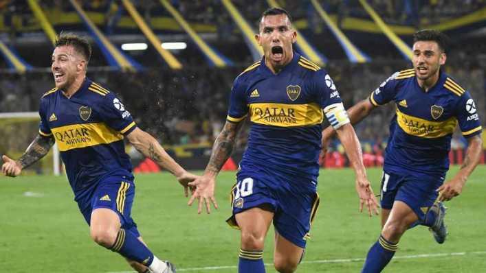Tevez aceptó la oferta y continuará en Boca
