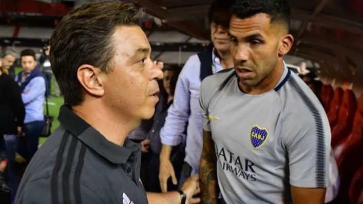 Tevez: Gallardo le dio humildad a River, hay que felicitarlo