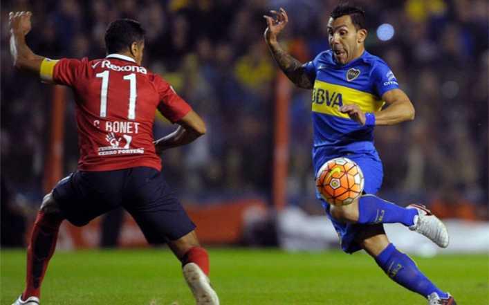 VIDEO: Tevez lleva a Boca a cuartos de final de la Libertadores