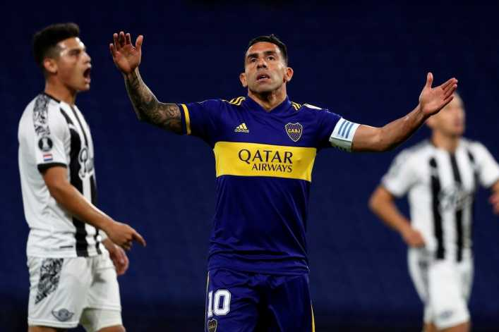 Tevez: No le hago un gol a nadie...