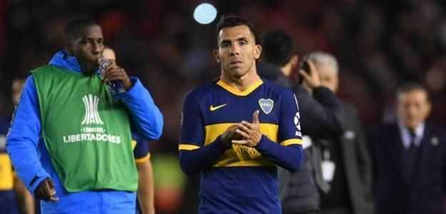 Tévez podría afrontar sus últimos partidos con la camiseta de Boca