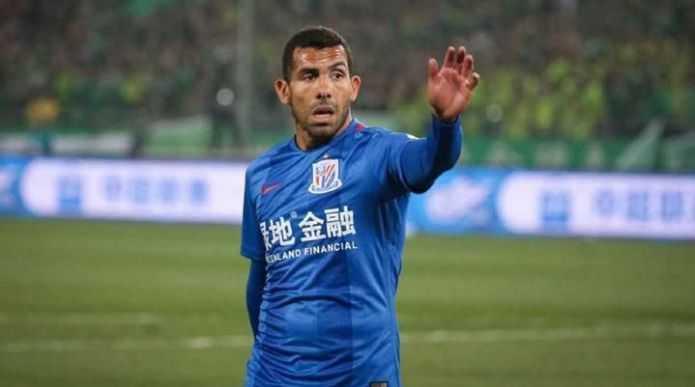 ¿Tevez Seguirá Con El Shanghai Shenhua?