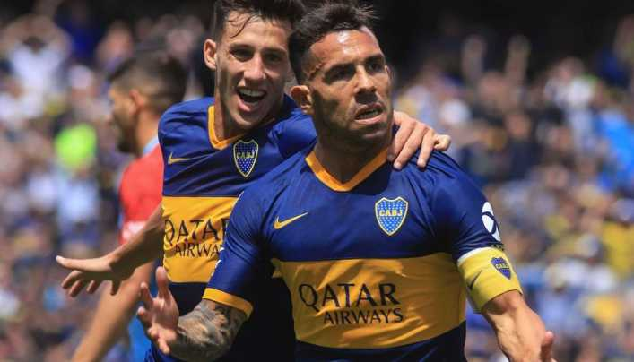 Tevez: Si no sigo en Boca, creo que cuelgo los botines
