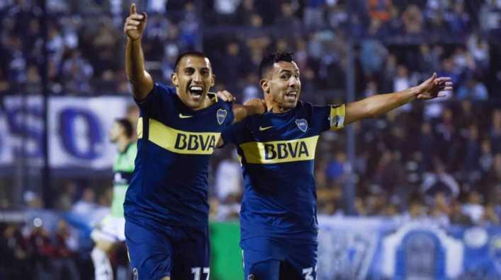 Tevez, Wancho y los otros cinco cambios de Alfaro para recibir a Arsenal