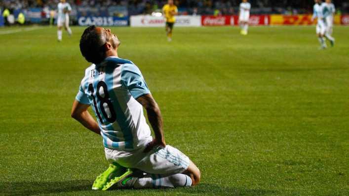 Tévez y la final de Copa América 2015: Aún no tengo explicación