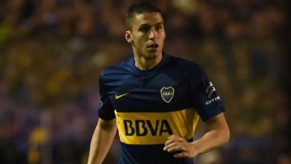 Tobio viajó a Brasil para poder seguir en Boca