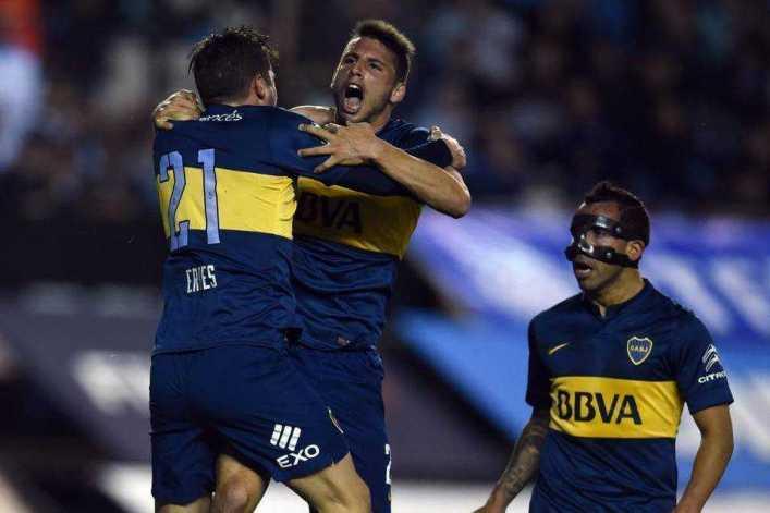 VIDEO: Todos los goles de Boca Juniors en el Torneo Argentino 2015