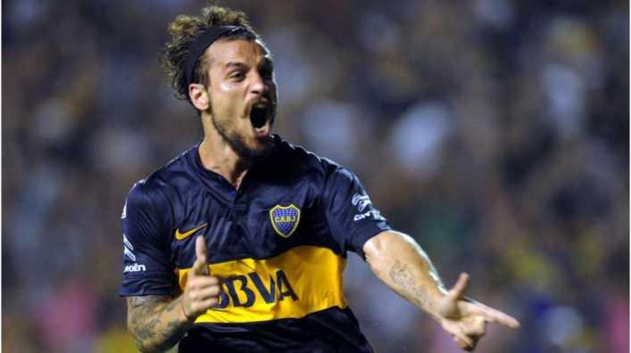 VIDEO: Todos los goles de Daniel Osvaldo en Boca Juniors