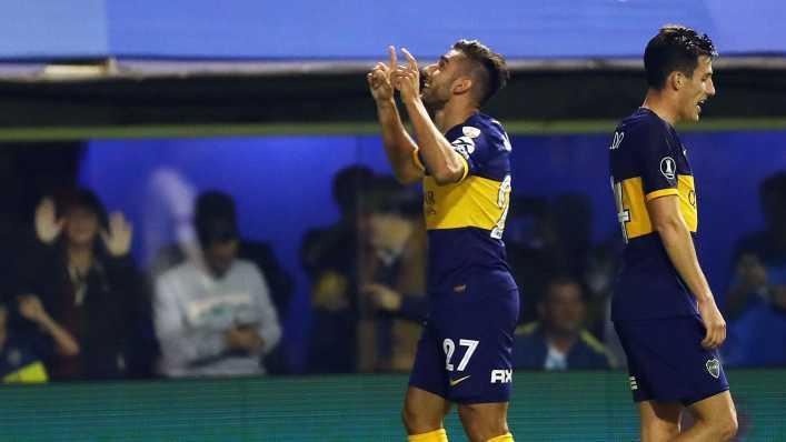 Toto Salvio entró, metió magia y hasta convirtió un gol