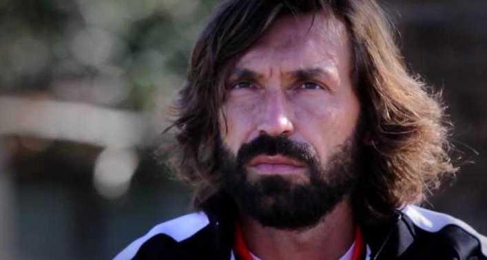 Tras la final por la Champions, Pirlo dejará Juventus