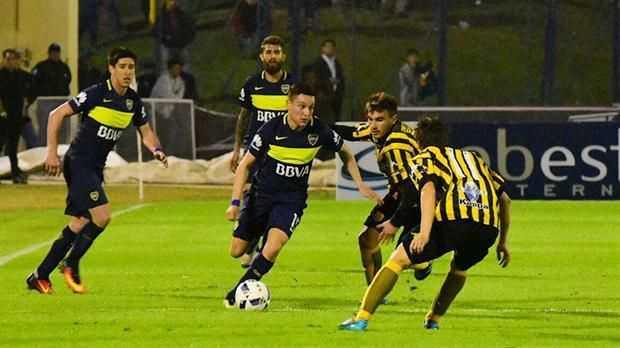 VIDEO: Tres goles de Boca anulados y el reclamo por un penal a Tevez