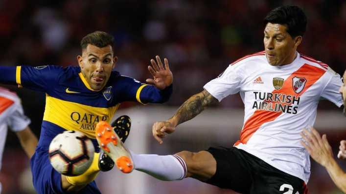 Tres lesionados de gravedad en Boca Juniors y River Plate