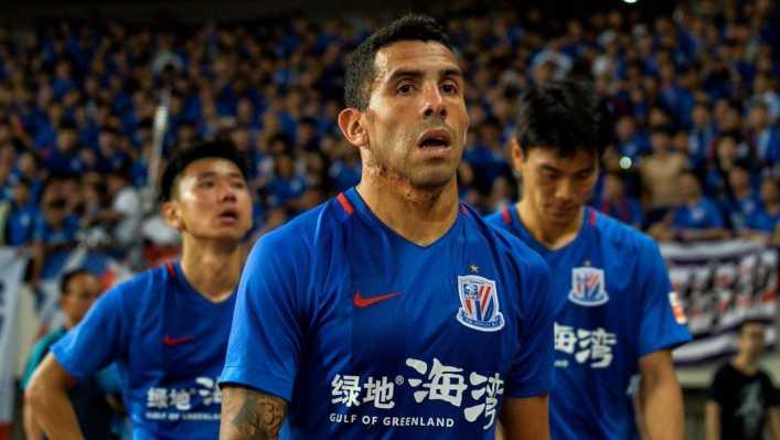 Ultimátum del Shanghai Shenhua a Carlos Tevez
