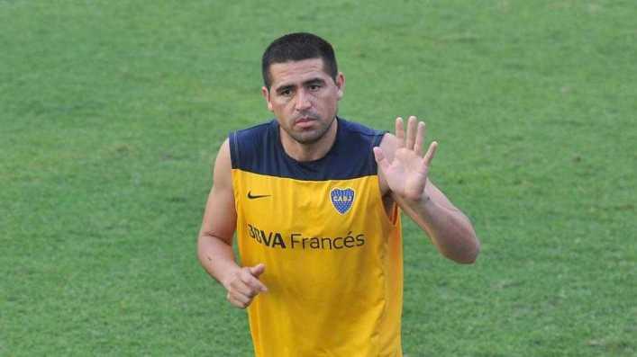 Último día de Riquelme como jugador de Boca: ¿es el final?