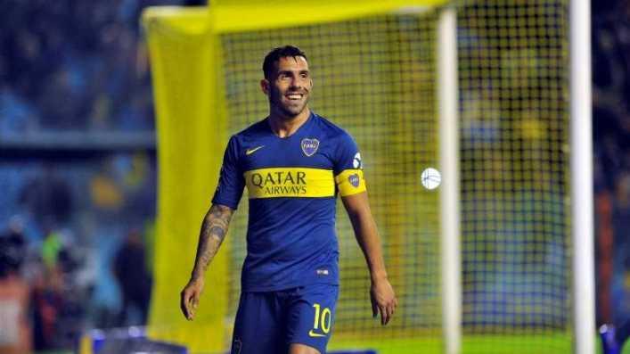 Un conocido club de la Superliga reconoció contactos con Tévez