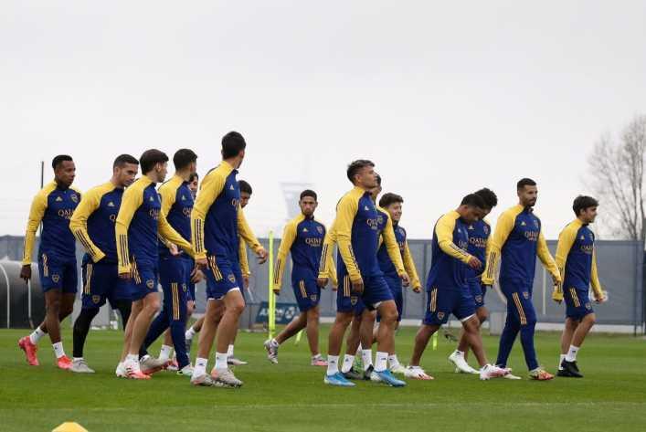 ¿Un jugador está molesto por su situación en Boca?